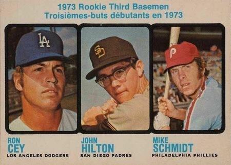 1973-O-Pee-Chee-615-Mike-Schmidt-Rookie-Card